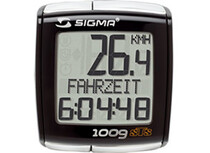 Sigma fietscomputer BC 1009 STS